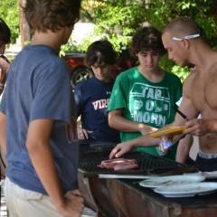 Camp Ridgecrest Man Skill 1