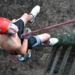 Camp Ridgecrest Rock Climbing 3