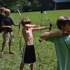 Camp Ridgecrest Archery 4