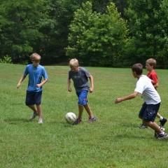 Camp Ridgecrest Soccer 2
