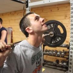 Weight Lifting Skill