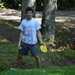 Camp Ridgecrest Disc Sports 5