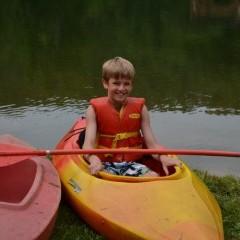 Camp Ridgecrest Canoeing 5