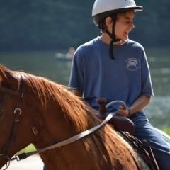 Camp Ridgecrest Horseback 4
