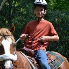Camp Ridgecrest Horseback 1