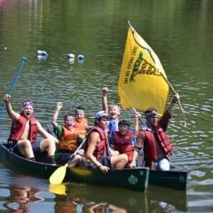 Camp Ridgecrest Canoeing 1
