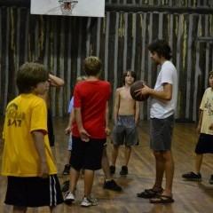 Camp Ridgecrest Basketball 2
