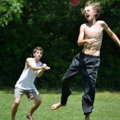Camp Ridgecrest Soccer 1