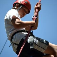 Camp Ridgecrest Rock Climbing 2