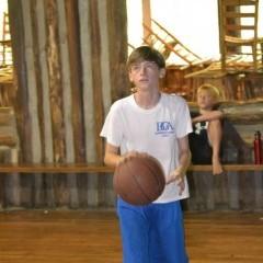 Camp Ridgecrest Basketball 1