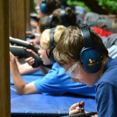 Camp Ridgecrest Riflery 2