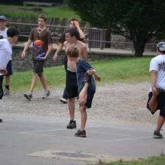 Camp Ridgecrest Fitness 4