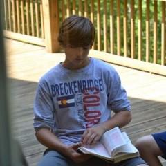 Camp Ridgecrest Bible Study 3