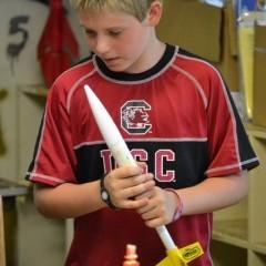 Camp Ridgecrest Rocketry 1