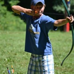 Camp Ridgecrest Archery 1