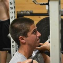 Camp Ridgecrest Weight Lifting 3