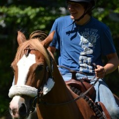 Camp Ridgecrest Horseback 3