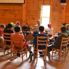 Camp Ridgecrest Bible Study 2