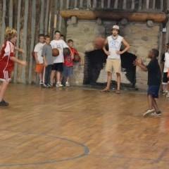 Camp Ridgecrest Basketball 4