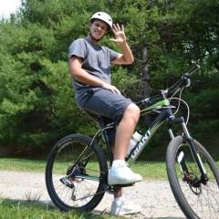 Camp Ridgecrest Mountain Biking 3