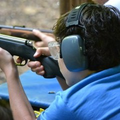 Camp Ridgecrest Riflery 3