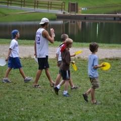 Camp Ridgecrest Disc Sports 3