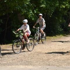 Camp Ridgecrest Mountain Biking 2