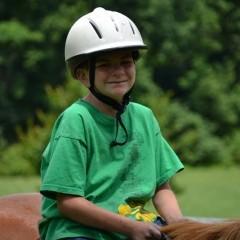 Camp Ridgecrest Horseback 2