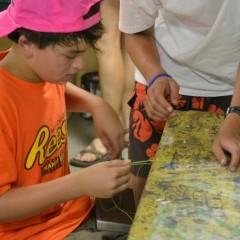 Camp Ridgecrest Crafts 1