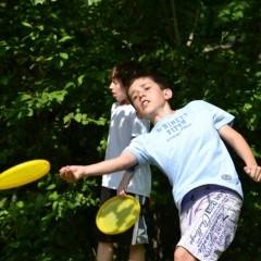 Camp Ridgecrest Disc Sports 1