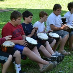 Camp Ridgecrest Djembe 3