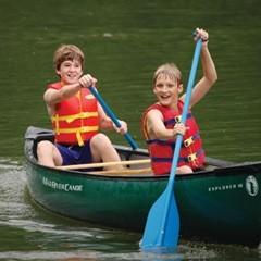 CampRidgecrest_Campers_Canoe