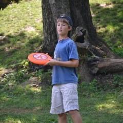 Camp Ridgecrest Disc Sports 2