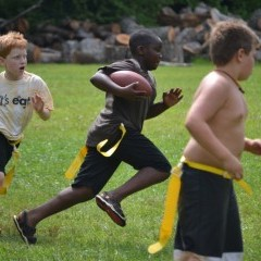 Camp Ridgecrest Football 4