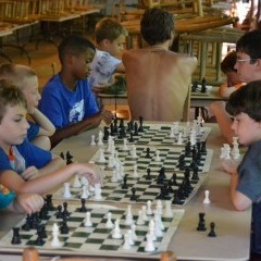 Camp Ridgecrest Chess 1