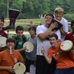 Camp Ridgecrest Djembe 2
