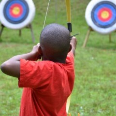 Camp Ridgecrest Archery 2