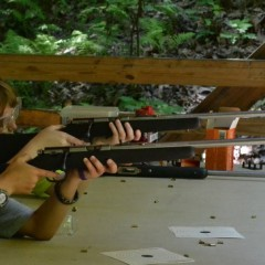 Camp Ridgecrest Riflery 4